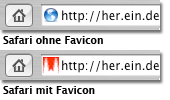 Favicon Safari