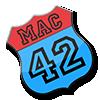 mac42.de Logo
