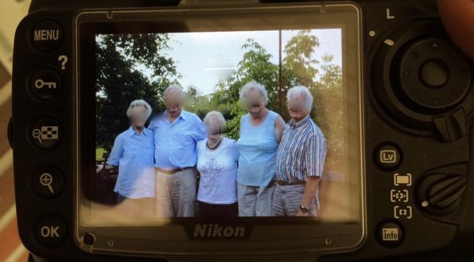 Mit den Großeltern auf Reisen