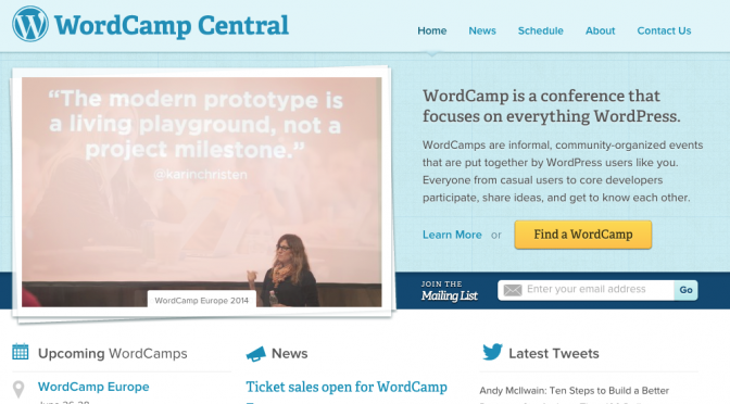 WordCamp Germany ???