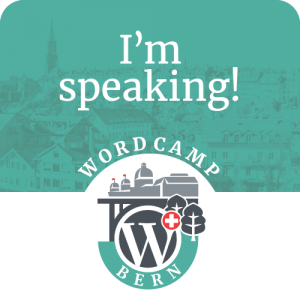 WordCamp Bern 2017