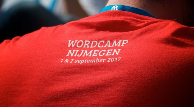 Pictures from WordCamp Nijmegen 2017 #WCNMGN