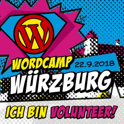 WordCamp Wuerzburg 2018