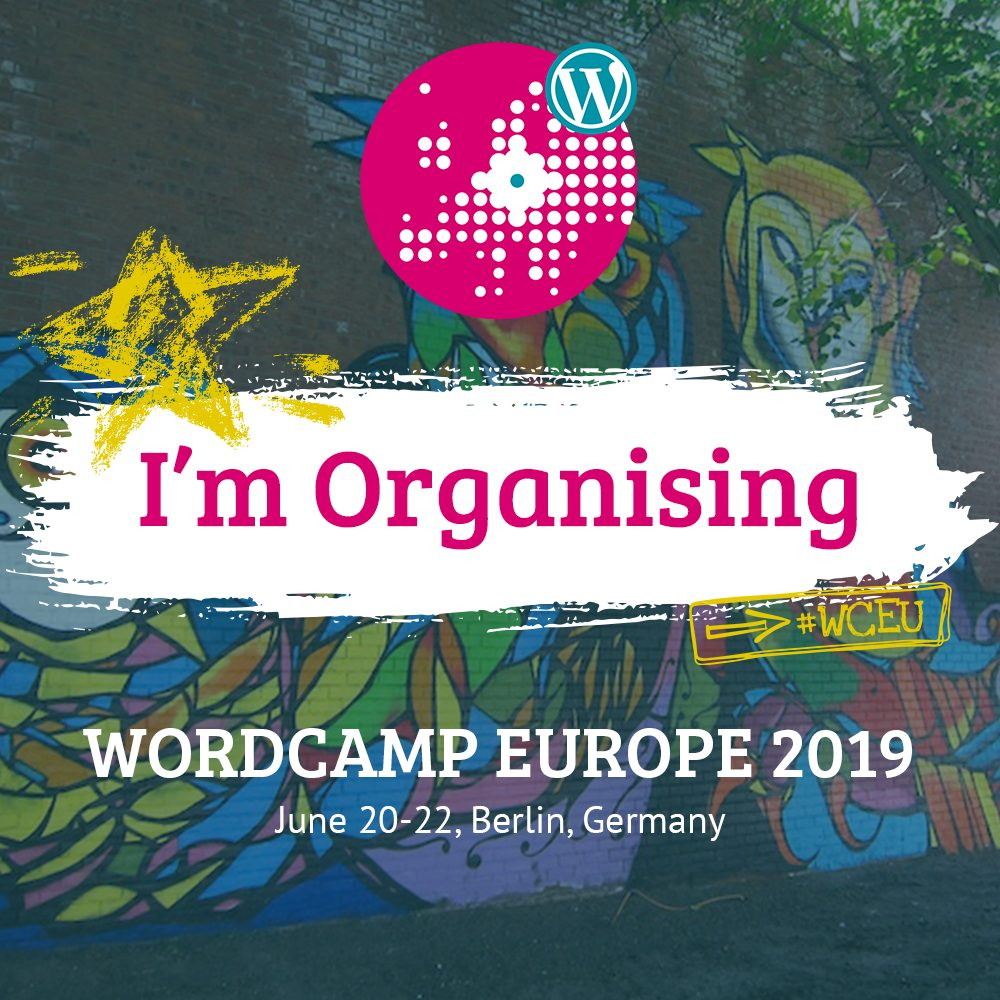 WordCamp Europe 2019